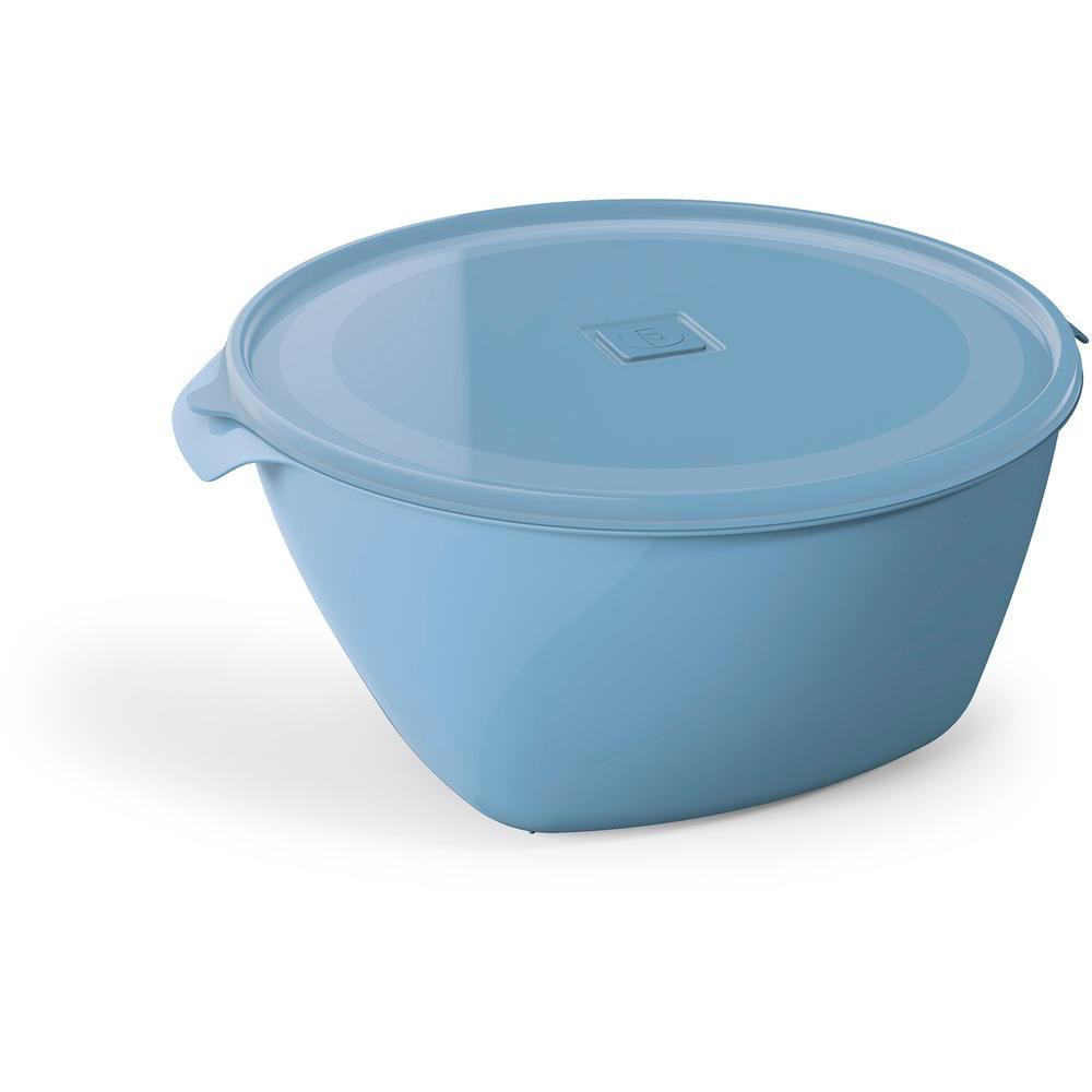 Pote Color 6 Litros em Polipropileno Azul UZ