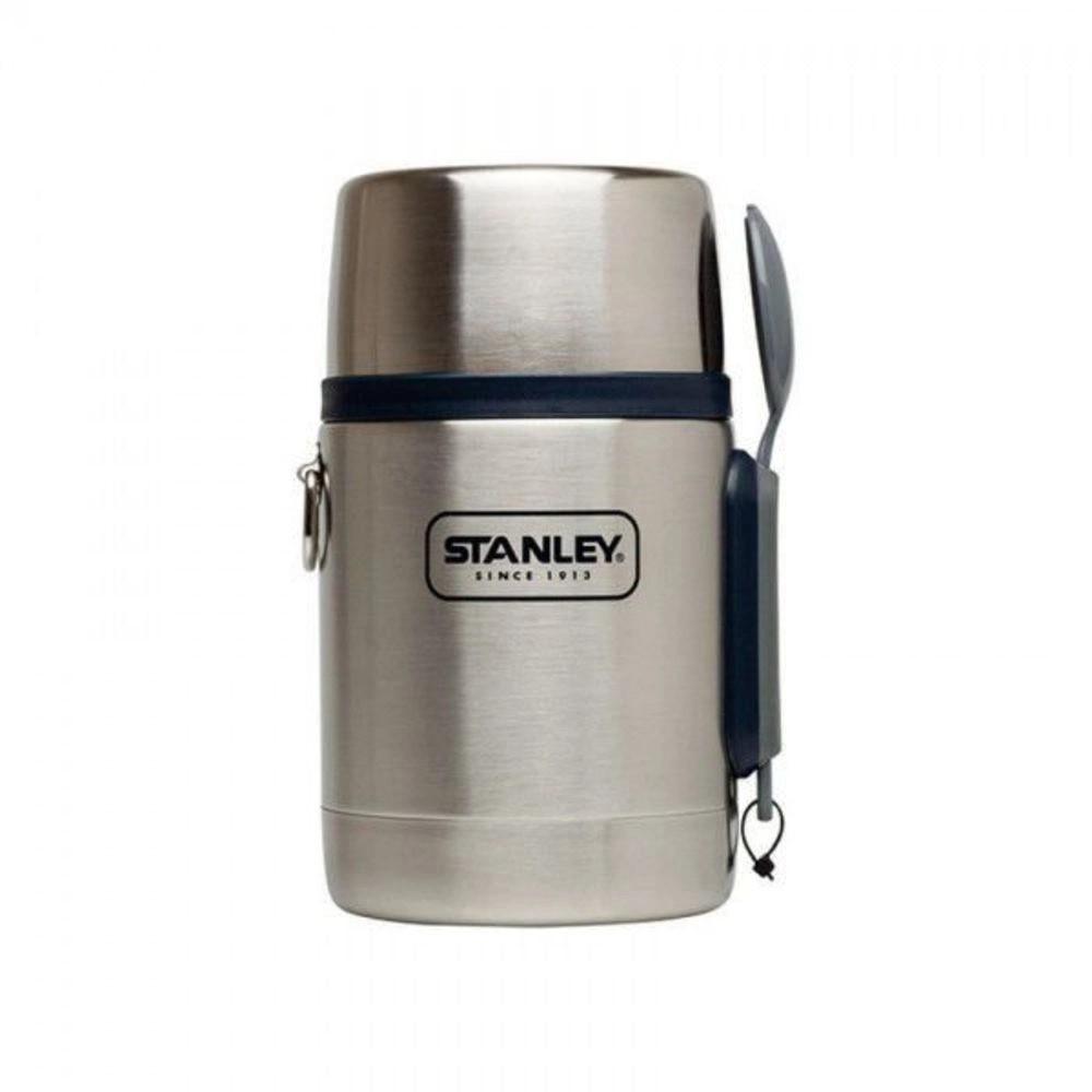Pote Térmico Stanley Inox para Aventuras com Talher 532ml
