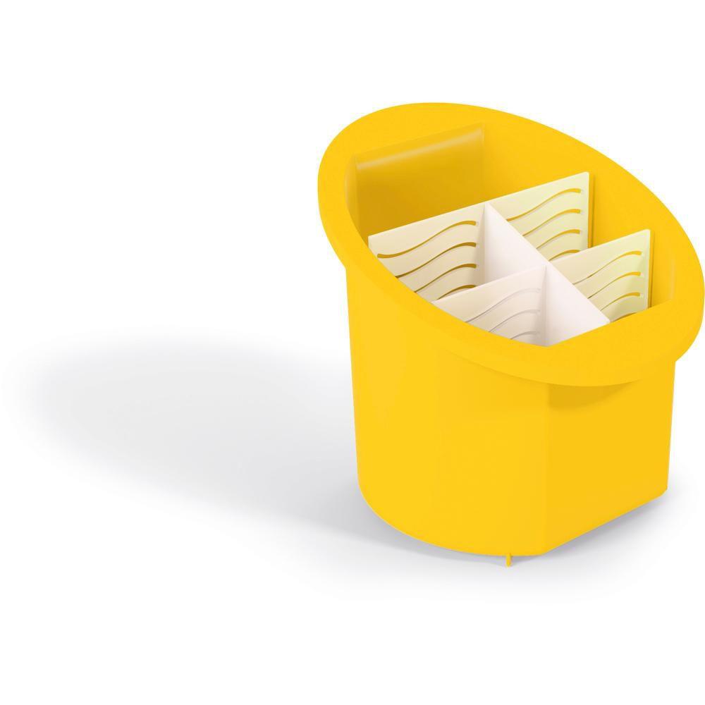 Separador e Organizador em Polipropileno Amarelo UZ