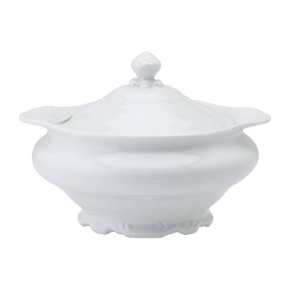 Sopeira Pomerode Branco Porcelana Schmidt