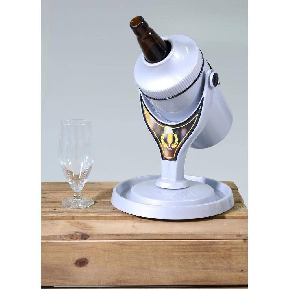 Suporte Térmico para Cerveja com Design Moderno Cervegela