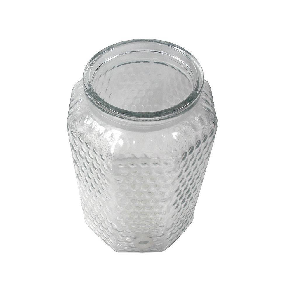 Suqueira de Vidro Dispensador 4 Litros Dijon Hauskraft