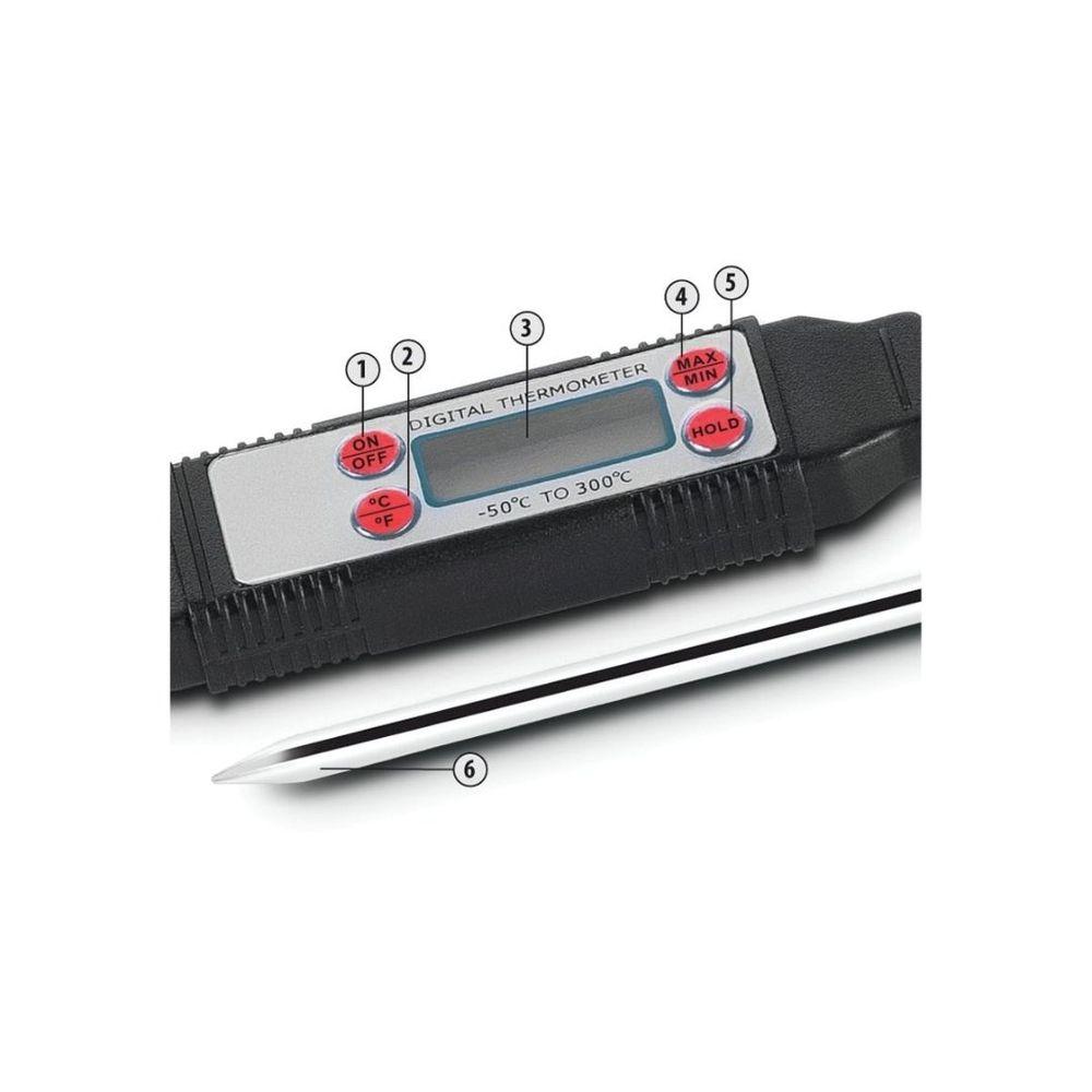 Termômetro Digital á Prova de Água Tramontina