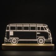 Luminária Decorativa Carro Kombi