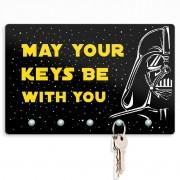 Porta Chaves Star Wars Darth Keys