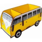 Porta Controle e Objetos Kombi Amarela