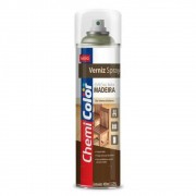 Verniz Spray para Madeira Imbuia 400ml Chemicolor