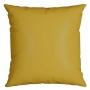 Capa para Almofada 43x43 cm Silk Home Belchior Azul Marinho e Dourado