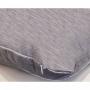 Capa para Almofada 50x50 cm Serenity Belchior Cinza