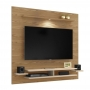Painel para TV até 65 Polegadas Mavaular New Damasco Soft/Off White