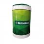 Puff Decorativo Redondo Heineken