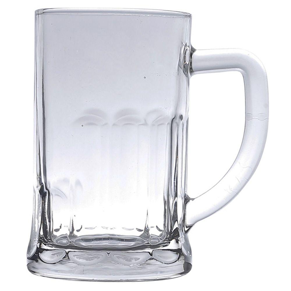 Caneca Chopp Cerveja Vidro Reforçado Lyor 565 ml