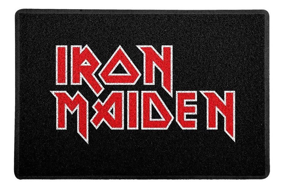 Capacho Iron Maiden 60x40 cm