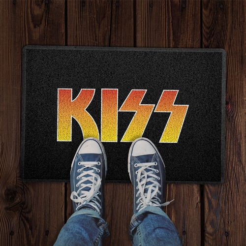 Capacho Kiss 60x40 cm