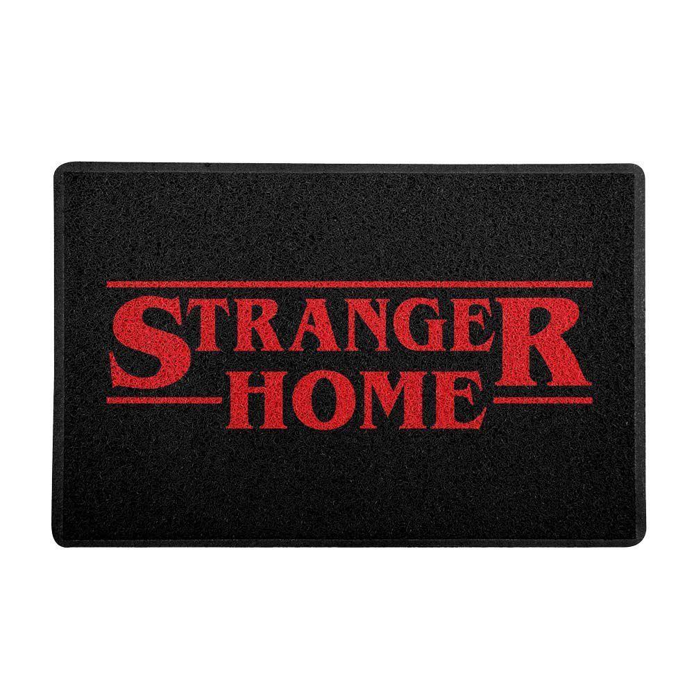 Capacho Stranger Home 60x40 cm