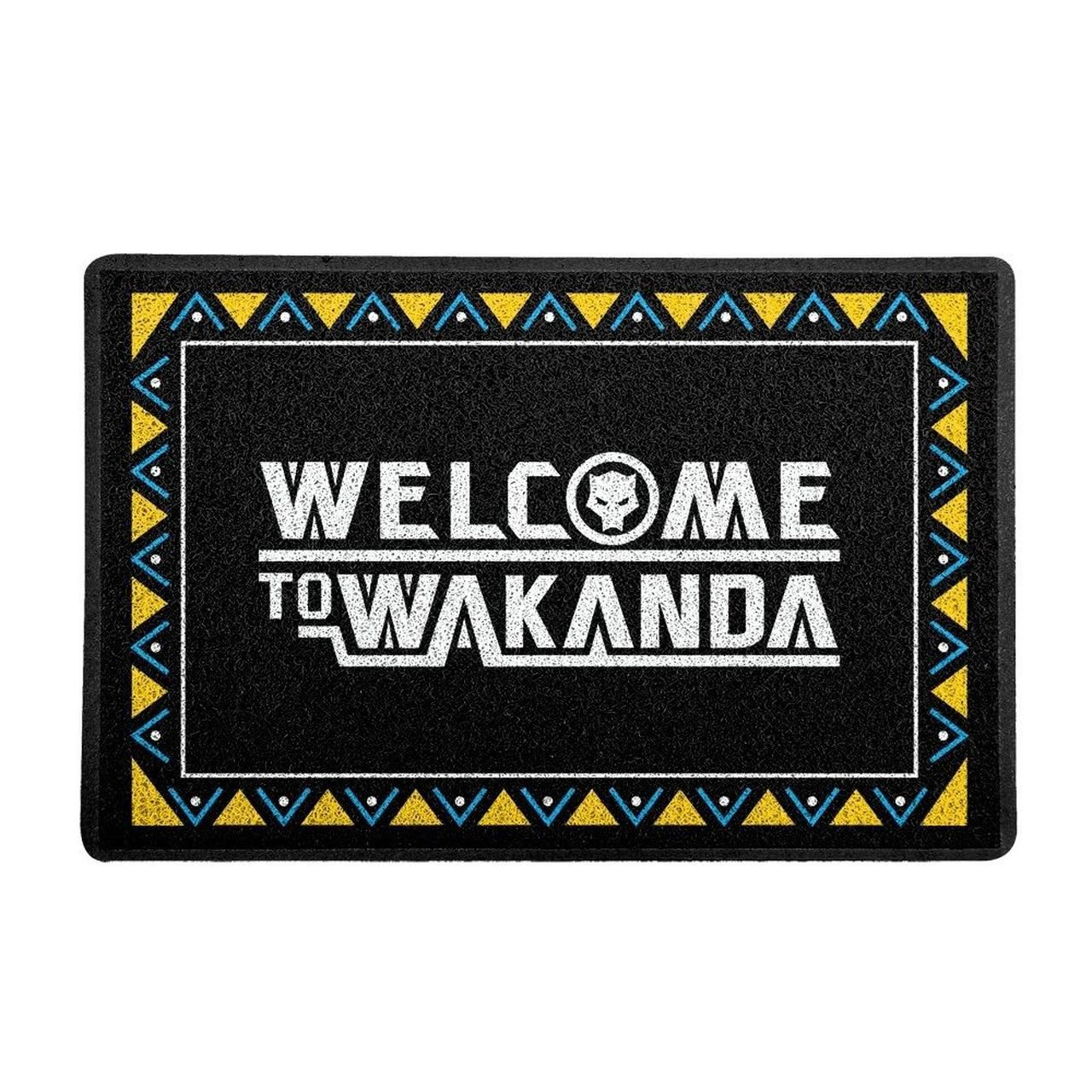 Capacho Welcome to Wakanda 60x40 cm