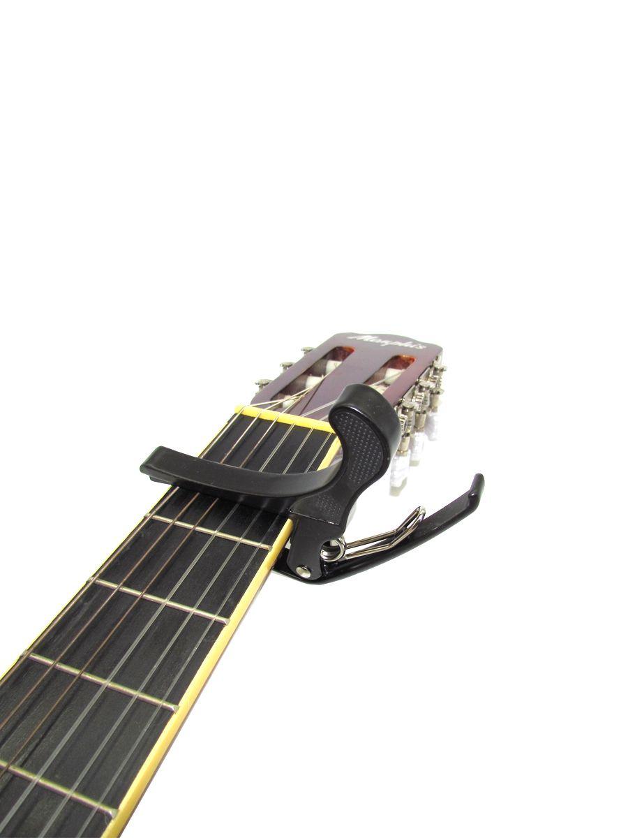 Capotraste Profissional para Violão Guitarra