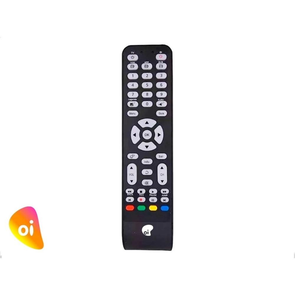 Controle Receptor Oi TV HD Original