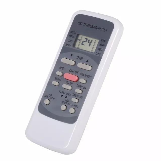 Controle Remoto para Ar Condicionado Midea Piso Teto