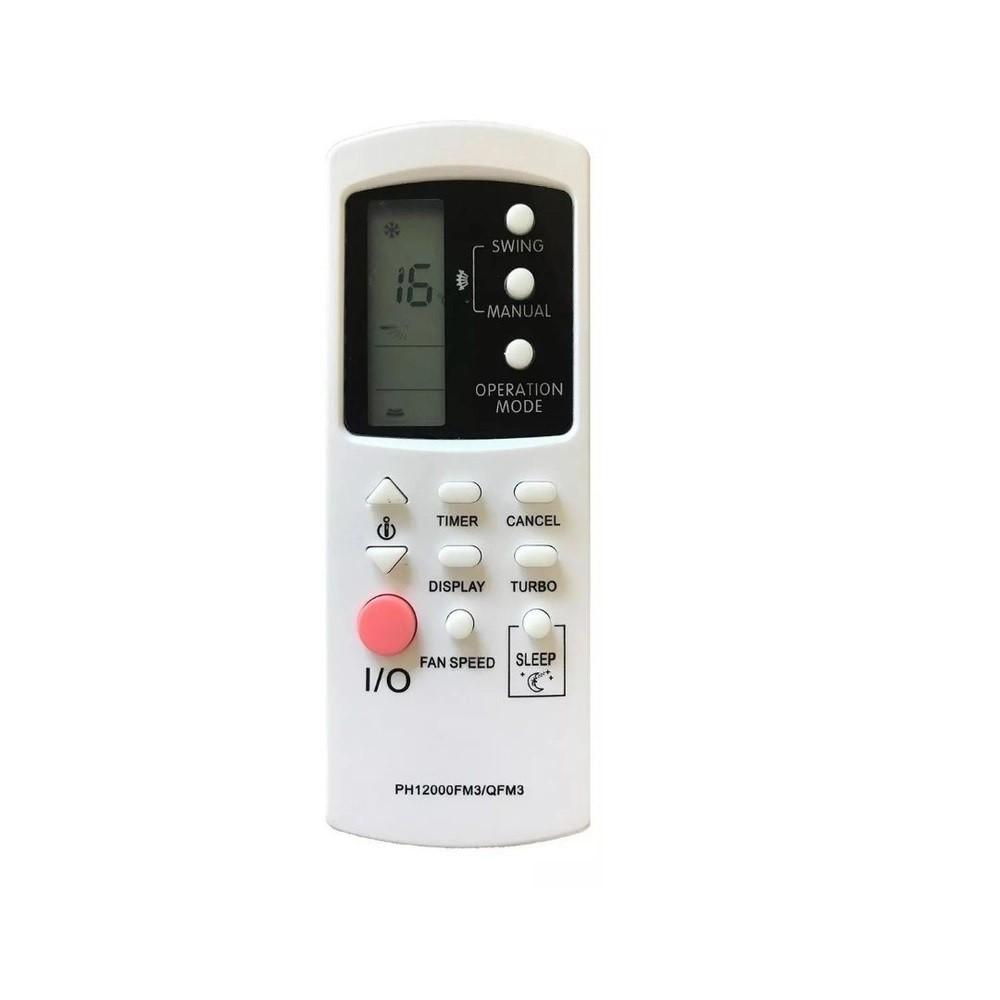 Controle Remoto para Ar Condicionado Philco Split GZ0-BEJ0-000