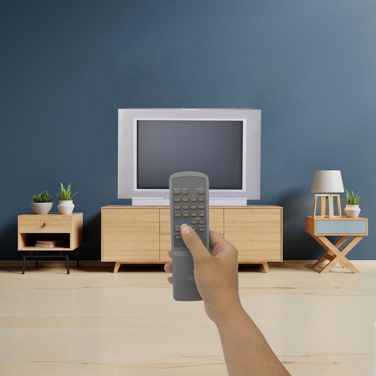 Controle Remoto para TV de Tubo Mitsubishi