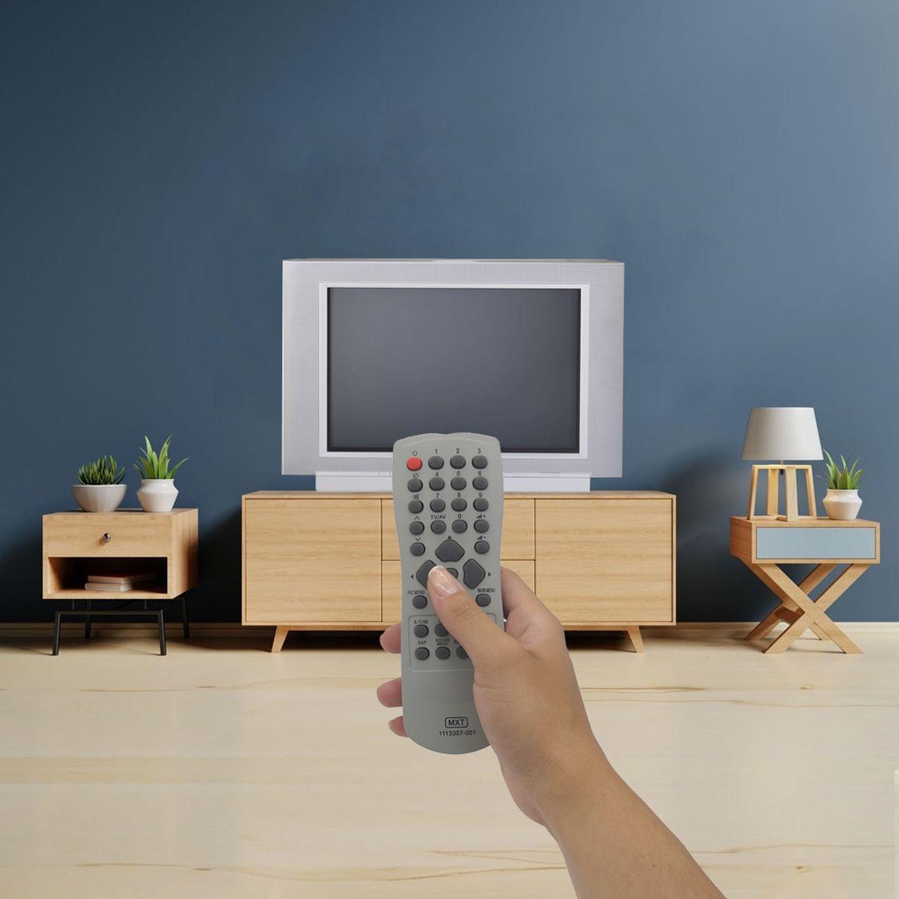 Controle Remoto para TV de Tubo Panasonic