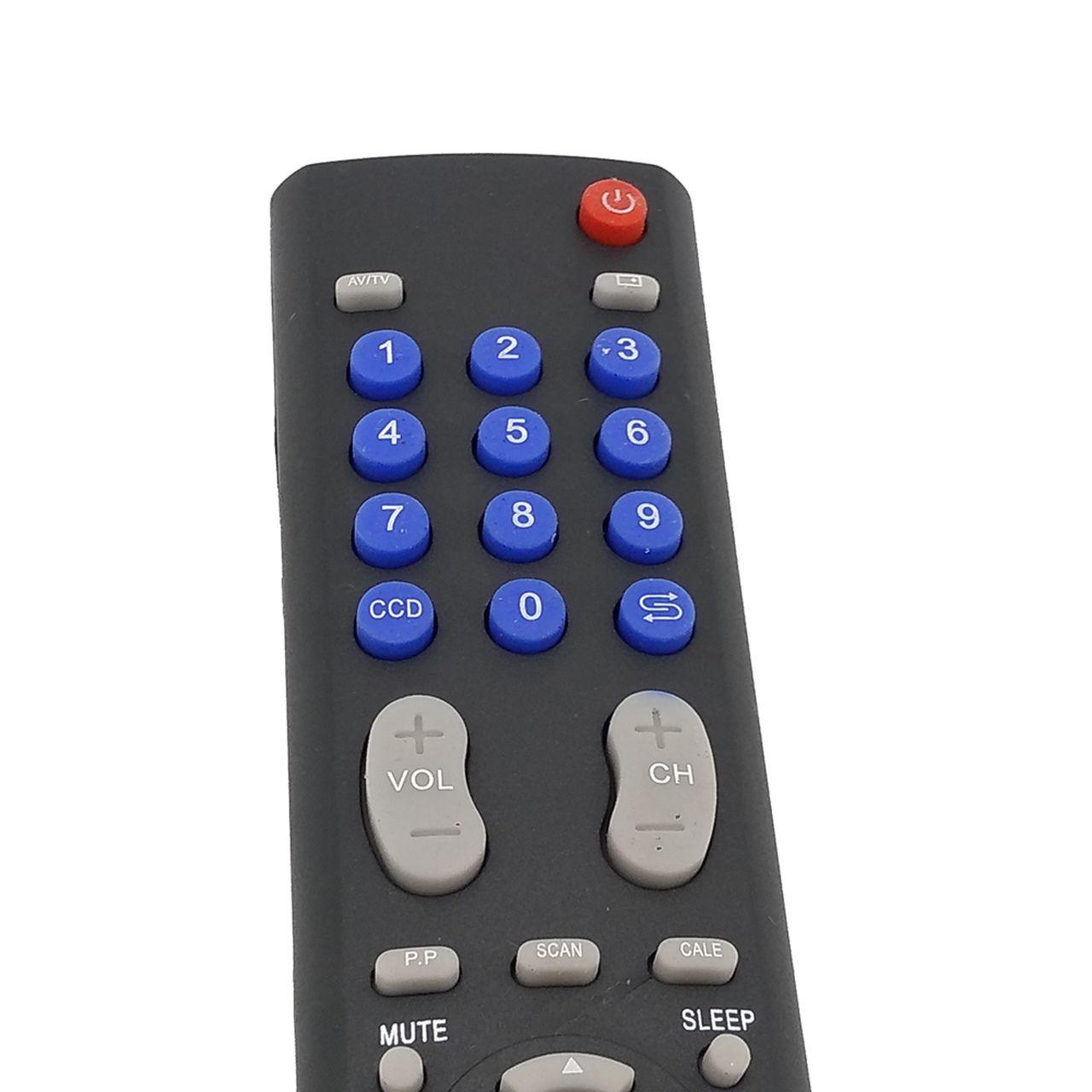 Controle Remoto para TV de Tubo Philco