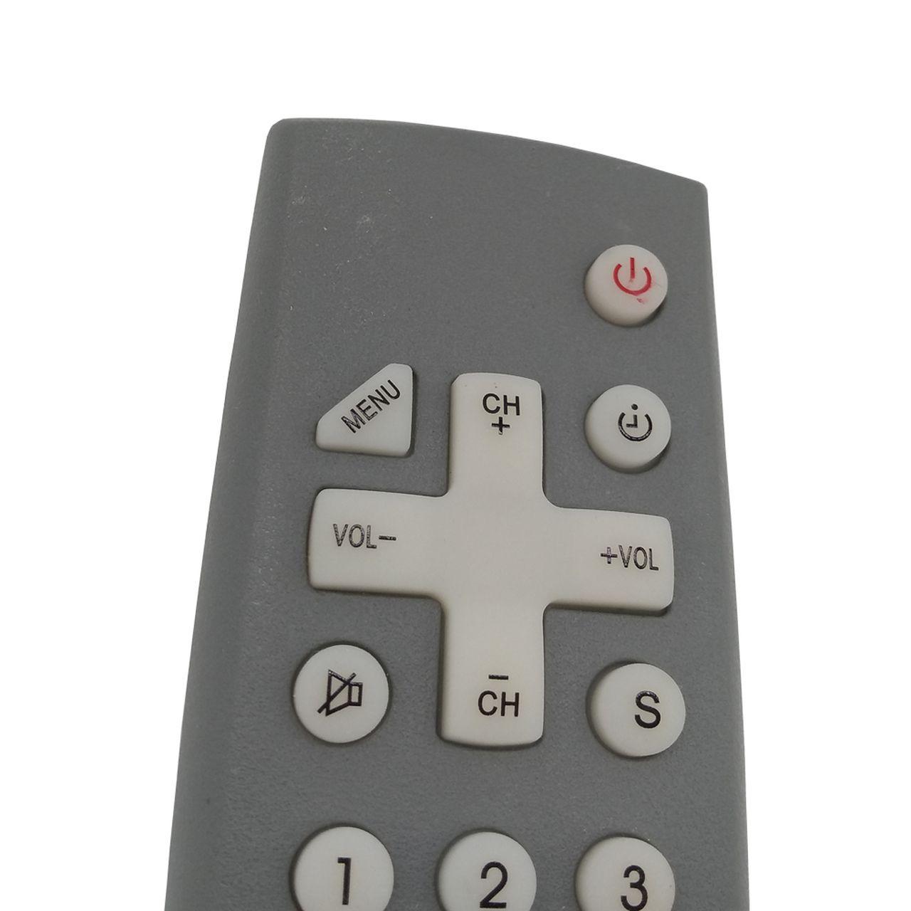 Controle Remoto para Todos os Modelos de TV Tubo Semp Toshiba