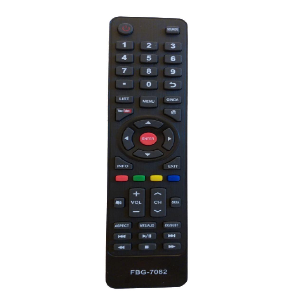Controle Remoto para TV Philco Smart LED Com Função YouTube