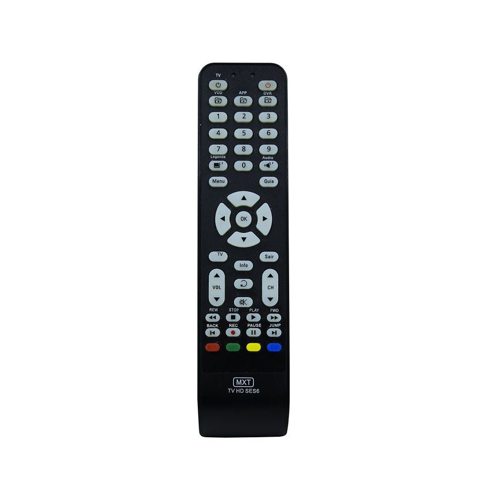 Controle Remoto para Receptor Digital OI TV HD