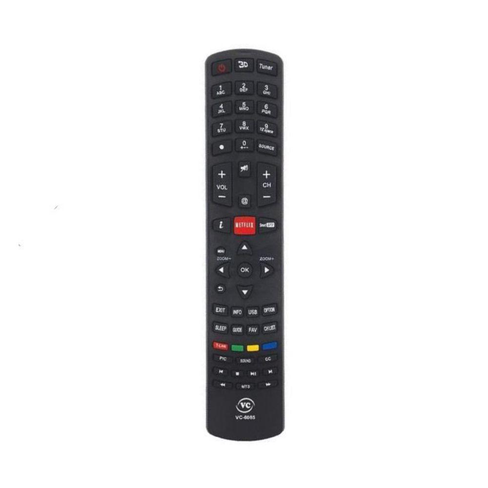 Controle Remoto para TV Philco Smart com Função Netflix