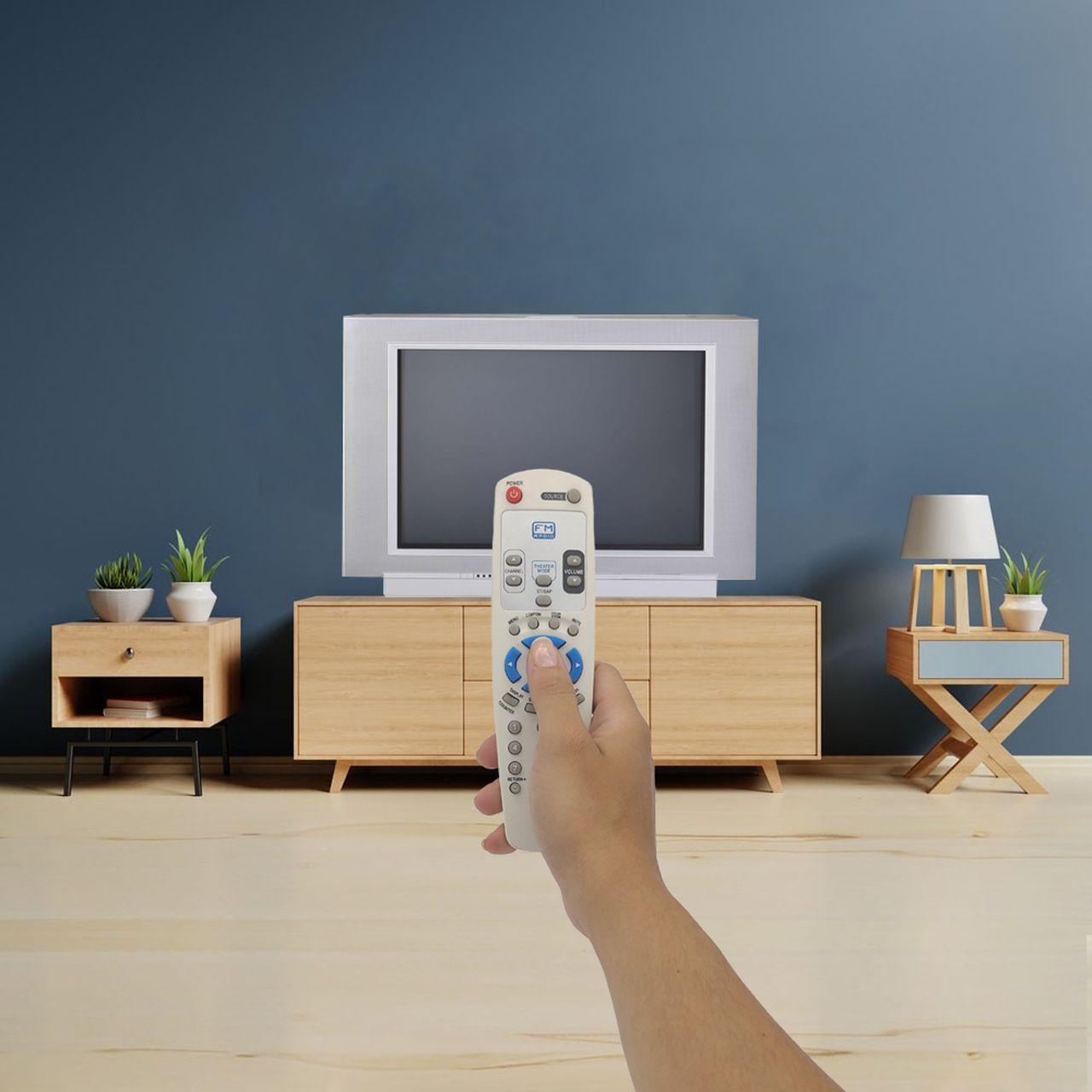 Controle Remoto para TV de Tubo Gradiente