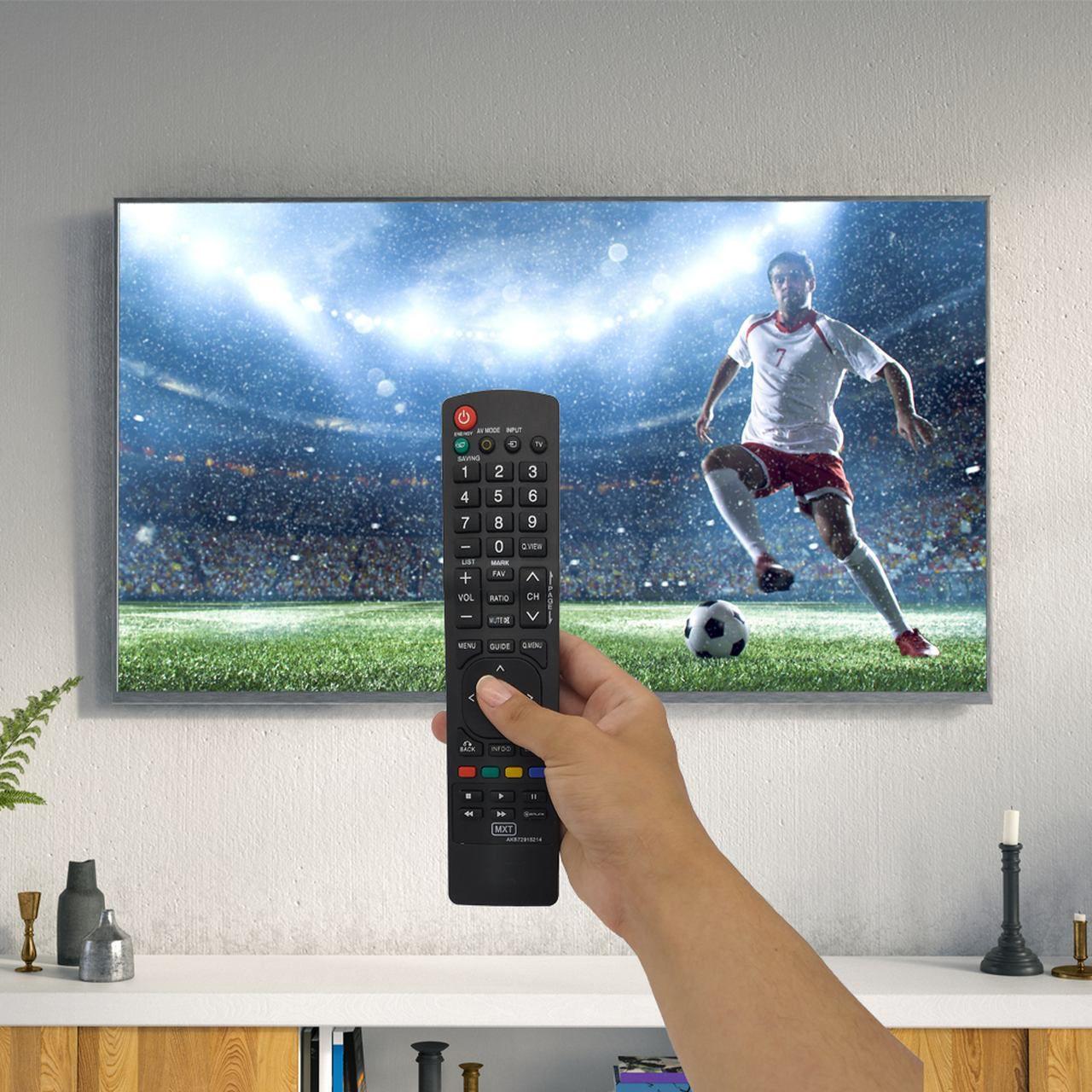 Controle Remoto para TV LG LCD