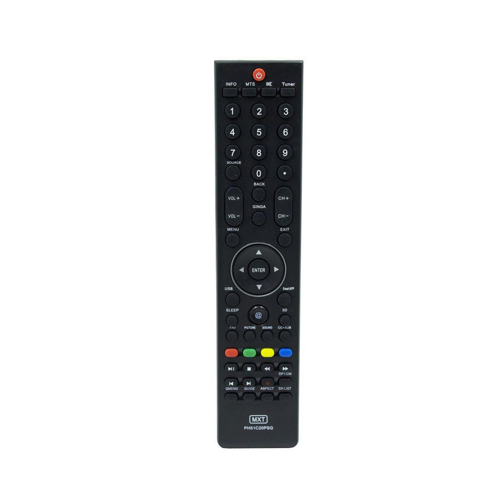 Controle Remoto para TV Philco Smart LCD LED Plasma 3D