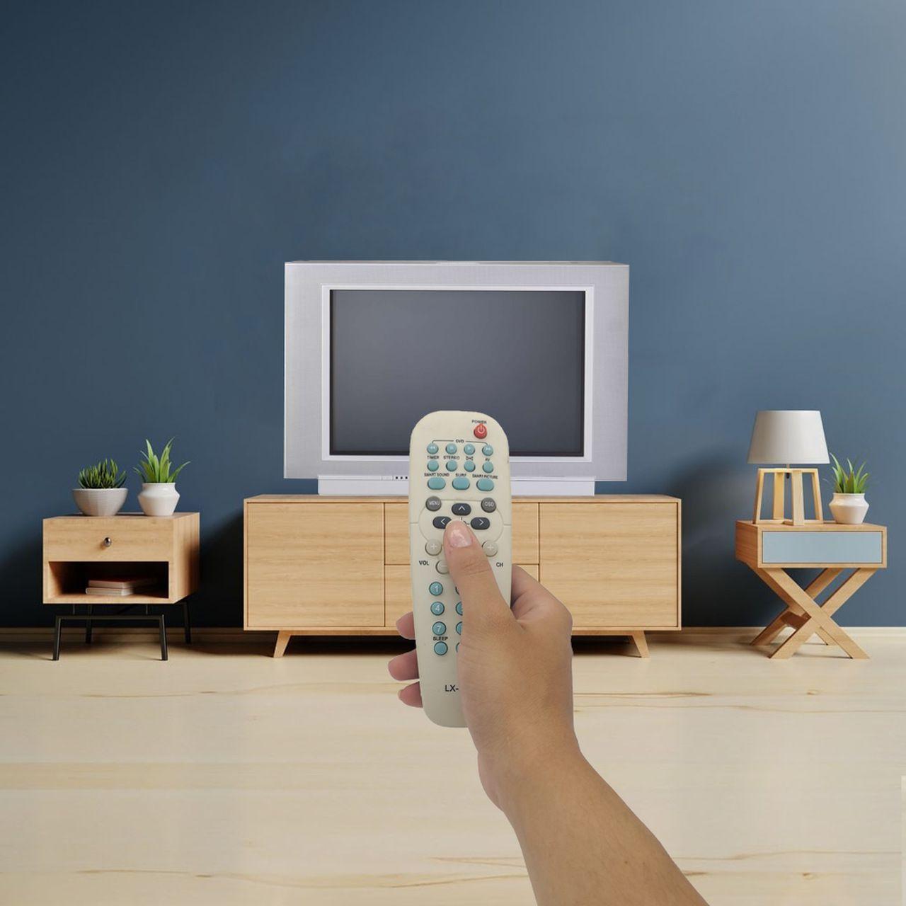 Controle Remoto para Todos os Modelos de TV Tubo Philips