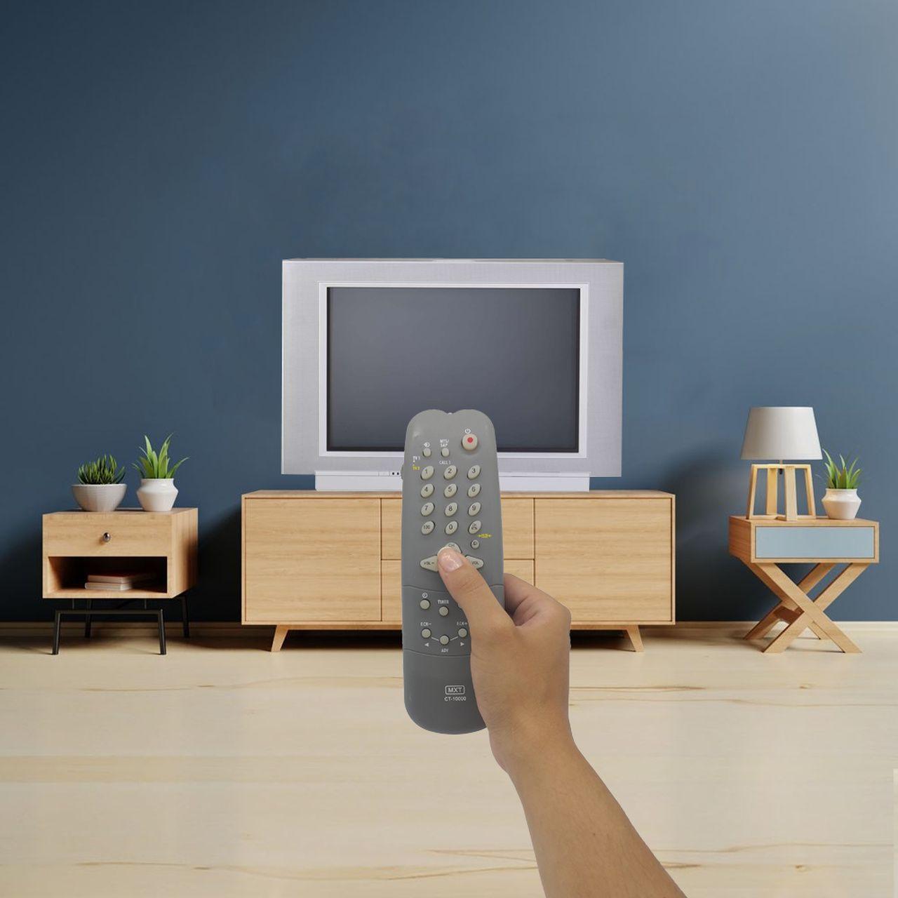 Controle Remoto para TV de Tubo Semp Toshiba