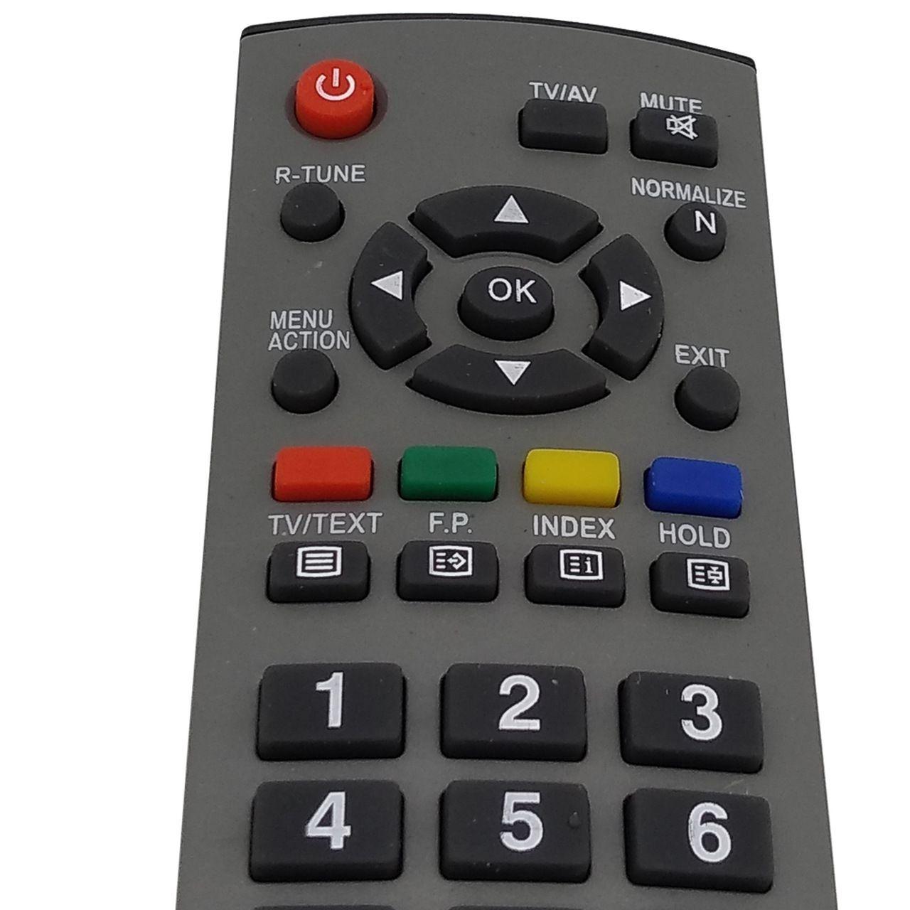 Controle Remoto Universal para TV de Tubo Panasonic