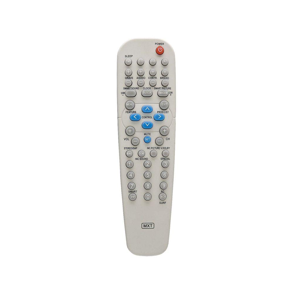 Controle Remoto Universal para Todos os Modelos de TV de Tubo Philips