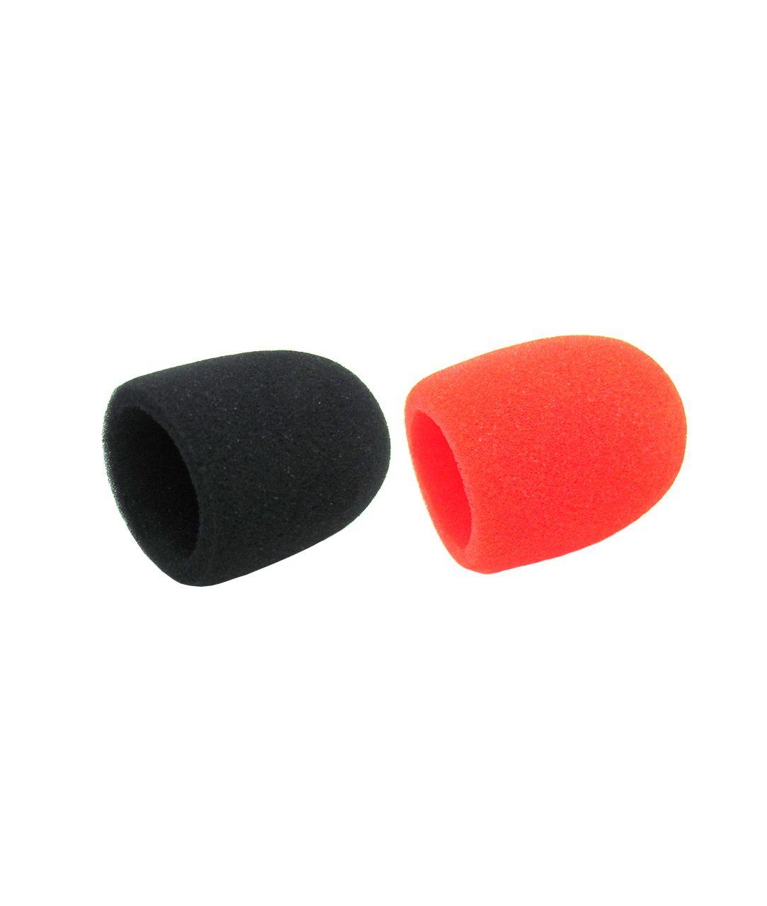 Espuma Protetora para Microfone Colorido