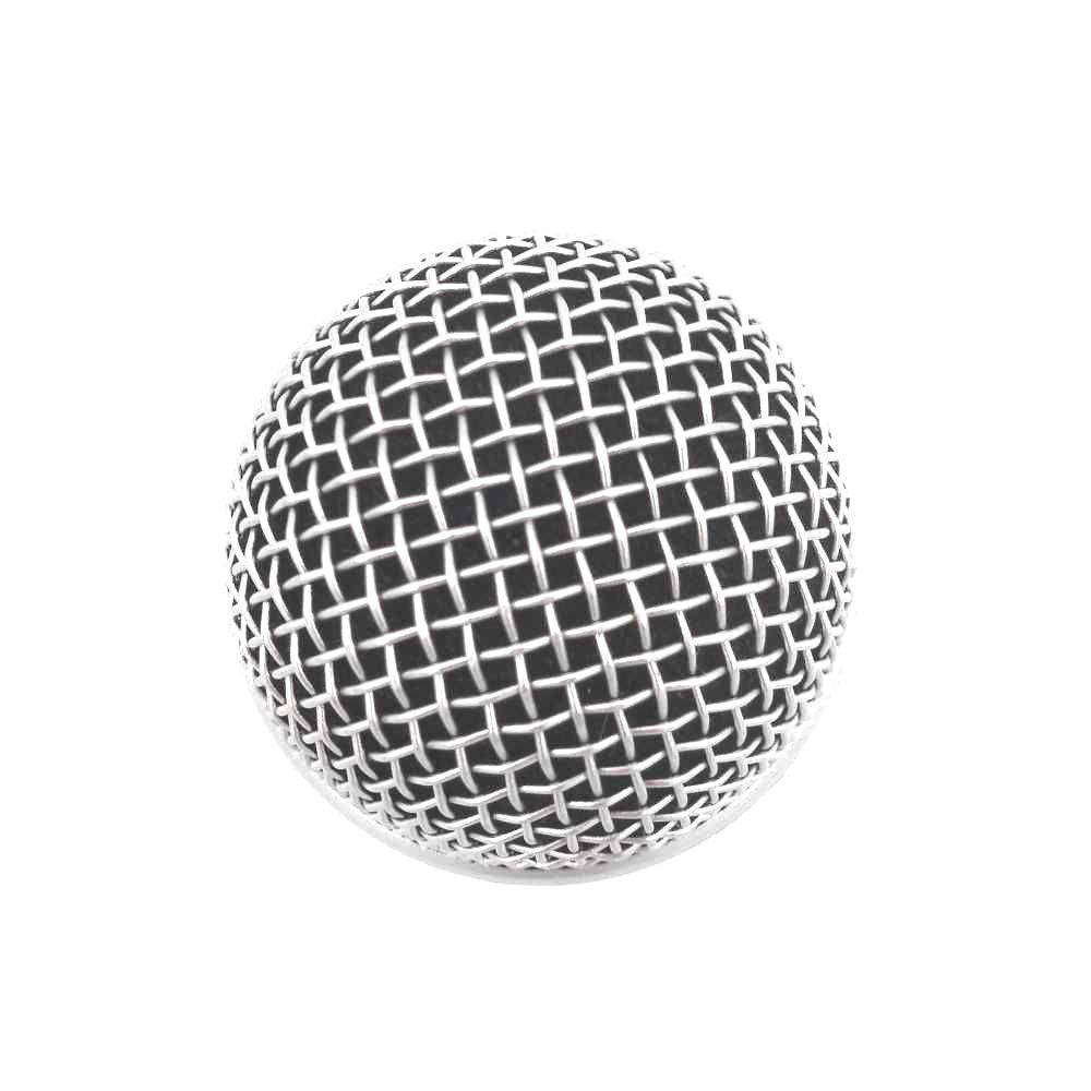 Globo Metálico para Microfone