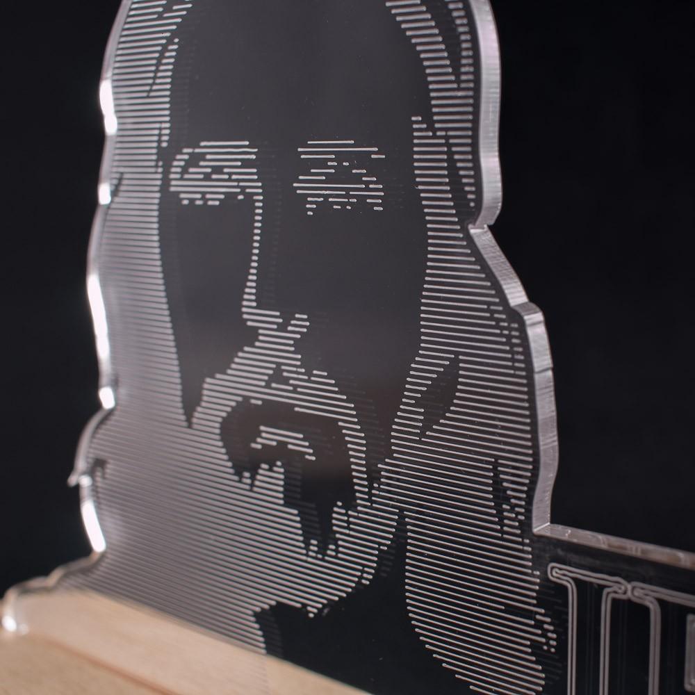 Luminária Decorativa Jesus
