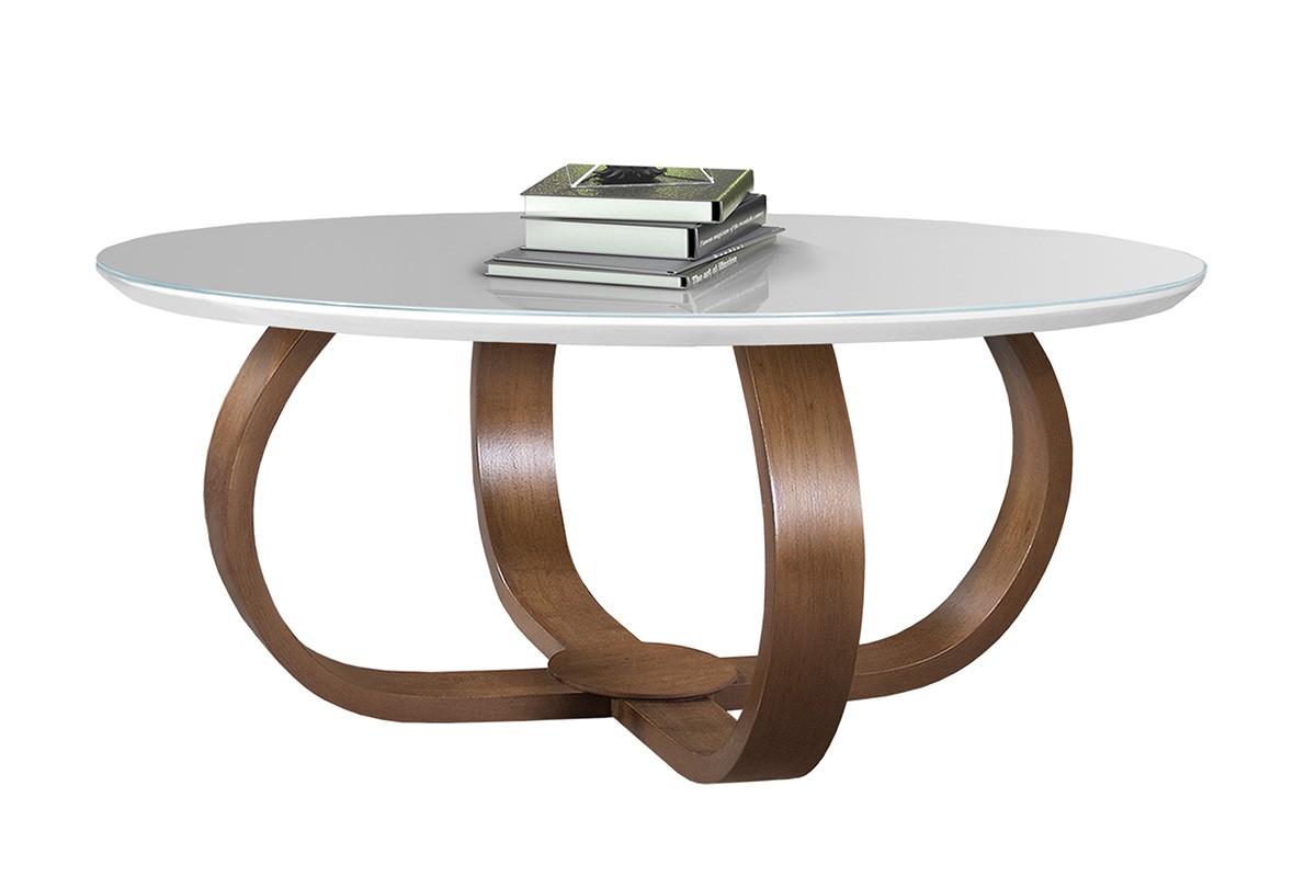 Mesa de Centro Bella Branca 60 cm
