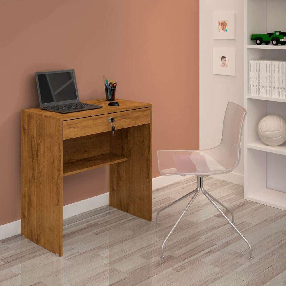 Mesa Escrivaninha Andorinha JCM Móveis Nobre Soft