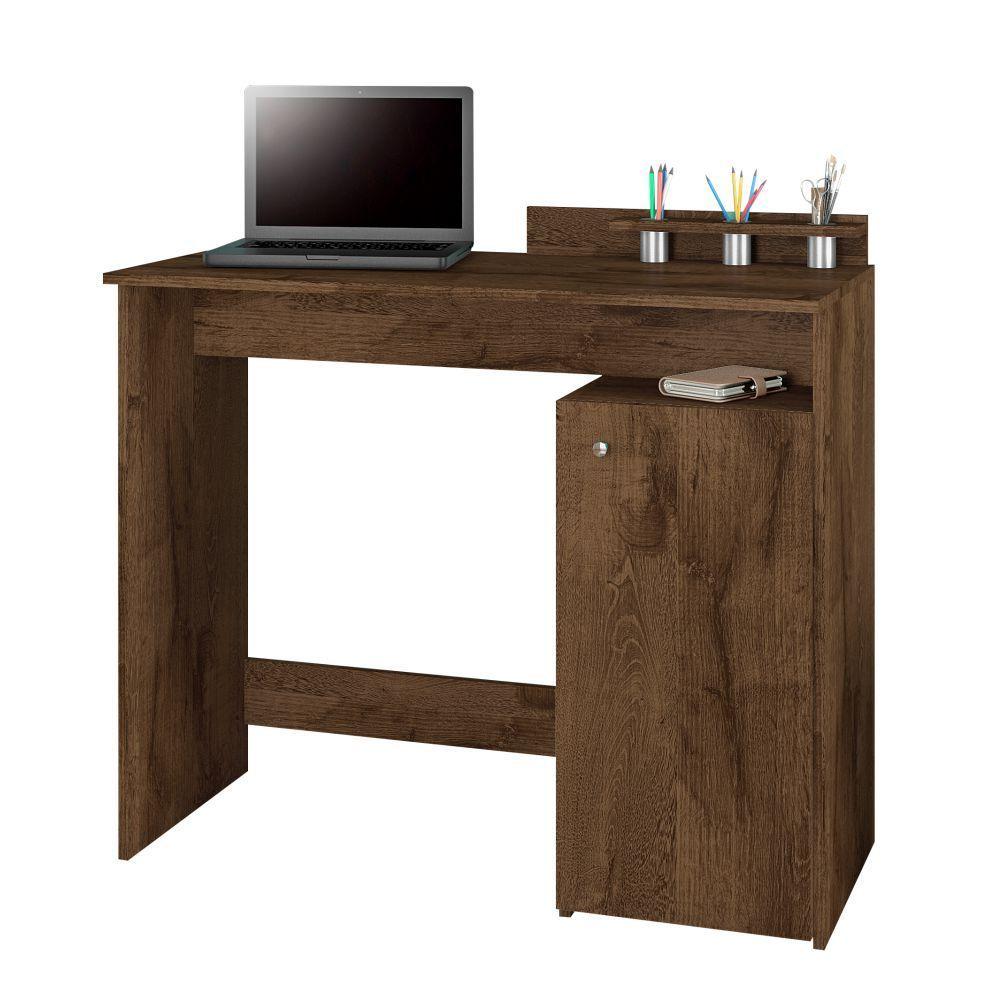 Mesa Escrivaninha Ciranda JCM Móveis Cacau