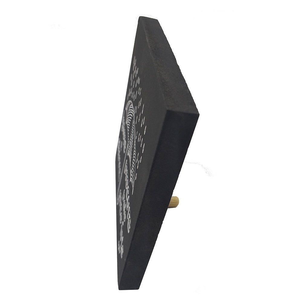 Mini Quadro Decorativo ignore a Chuva 12x12 cm