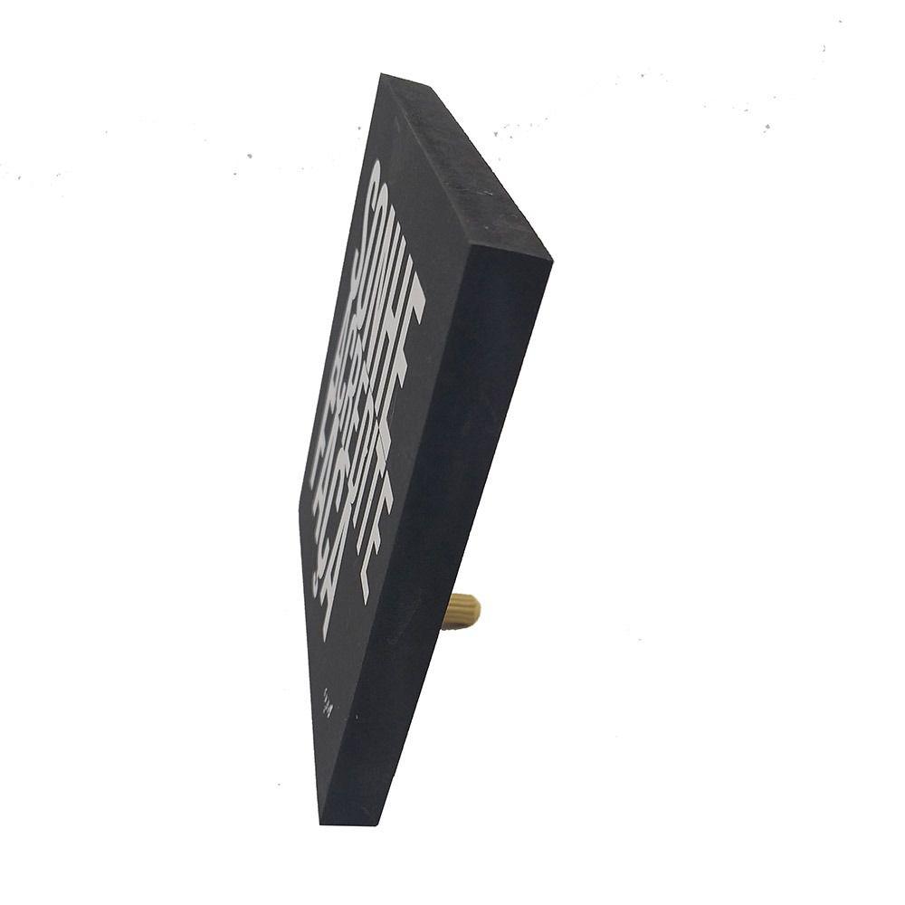 Mini Quadro Decorativo Sonhe 12x12 cm