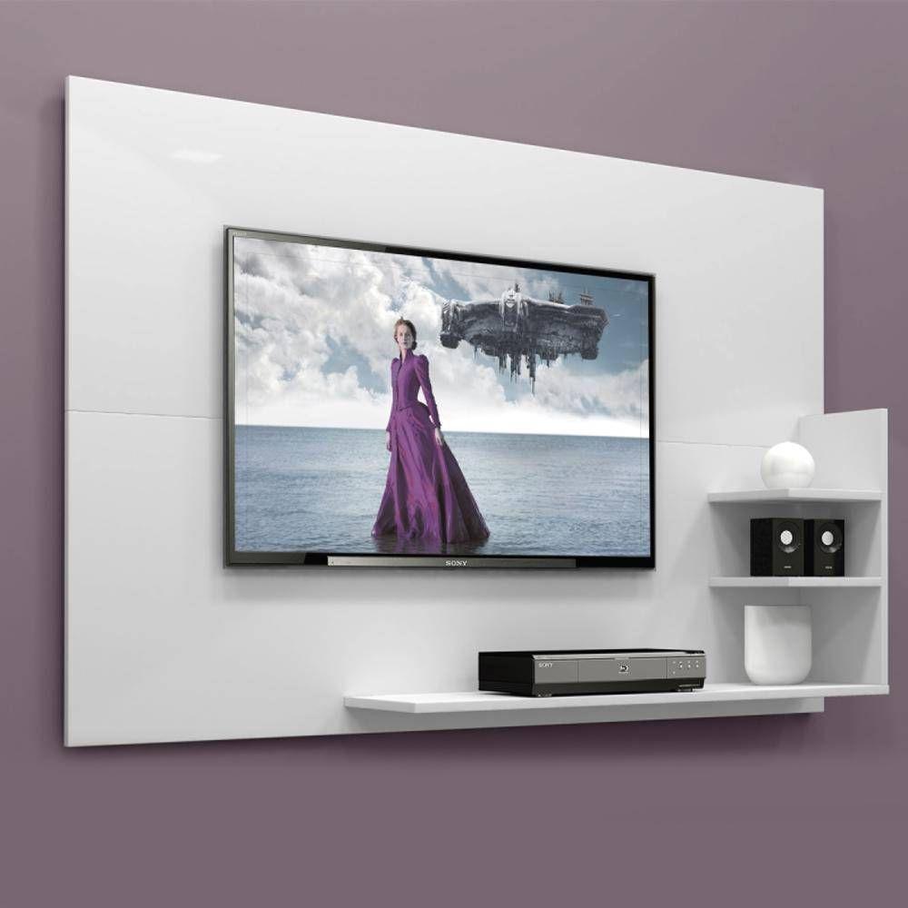 Painel para TV até 40 Polegadas Exclusive Mavaular Branco
