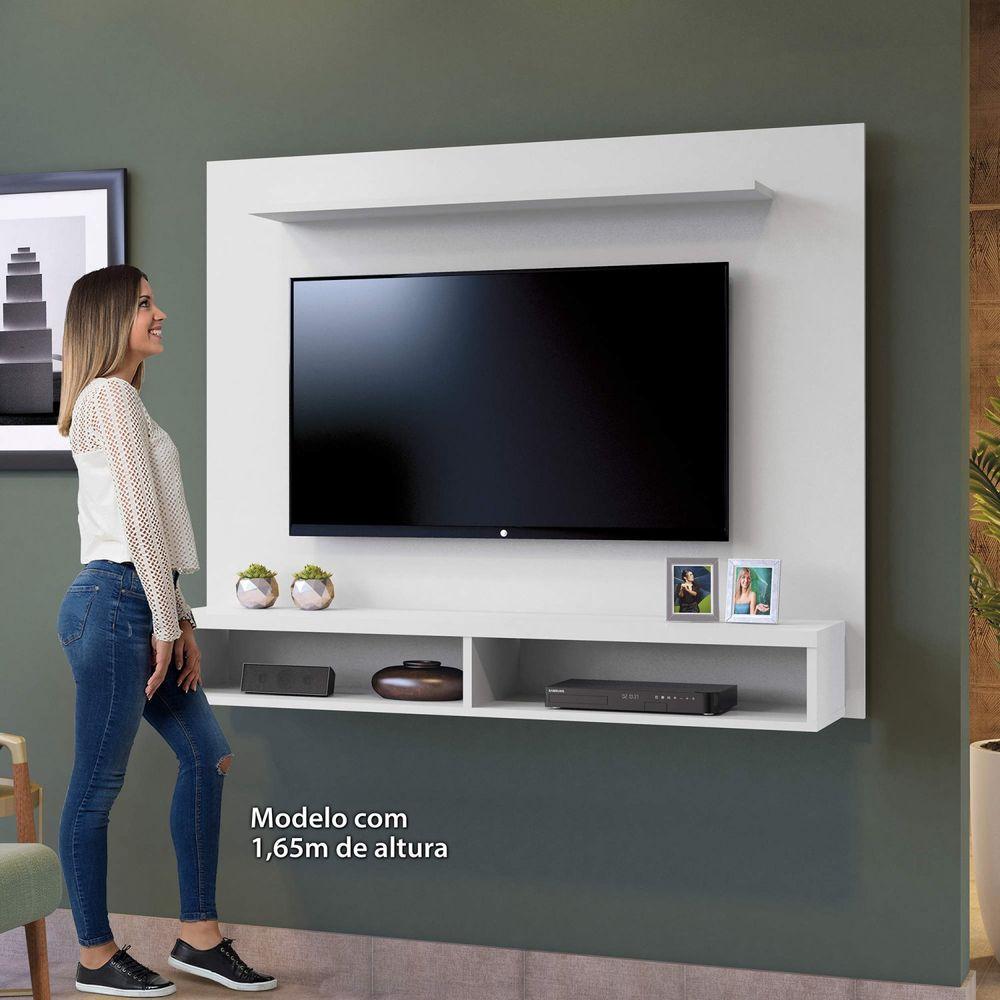Painel para TV até 42 Polegadas Topázio Mavaular Branco