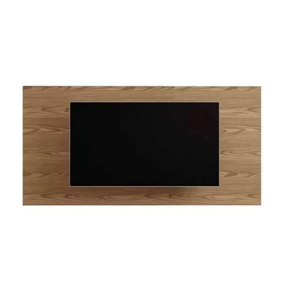 Painel para TV Até 50 Polegadas Wood Mavaular Damasco Soft