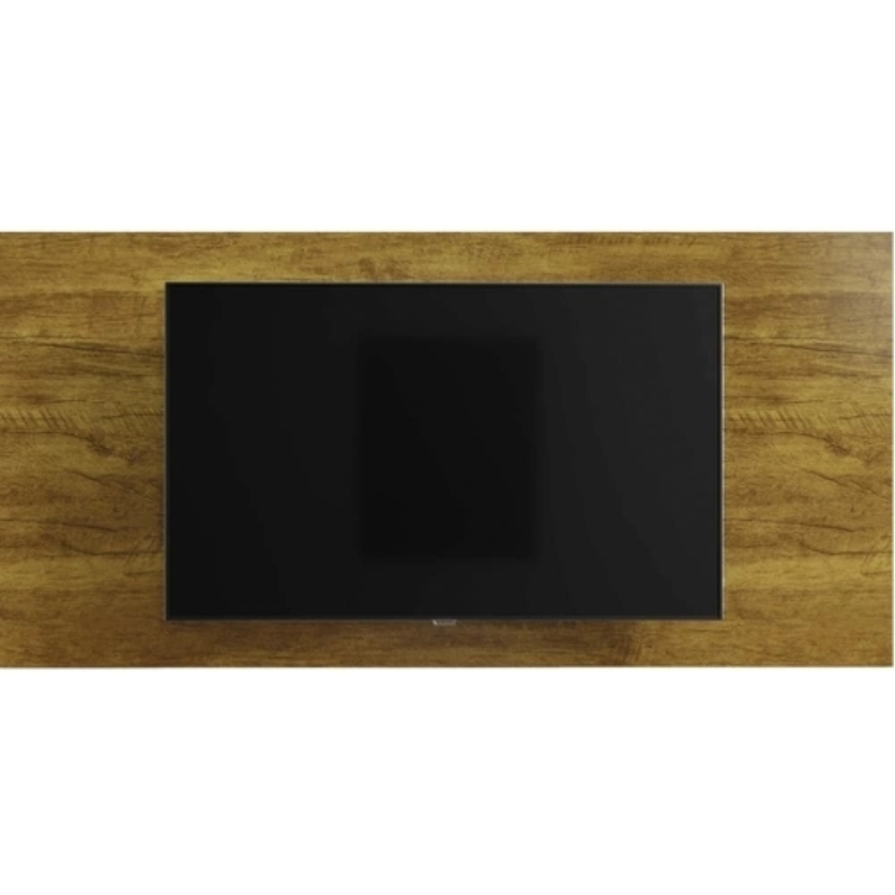 Painel para TV Até 50 Polegadas Wood Mavaular Mel